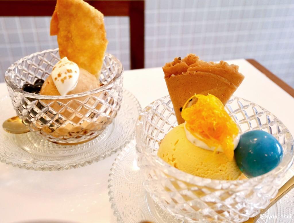 Onedee Cafeアイスクリーム