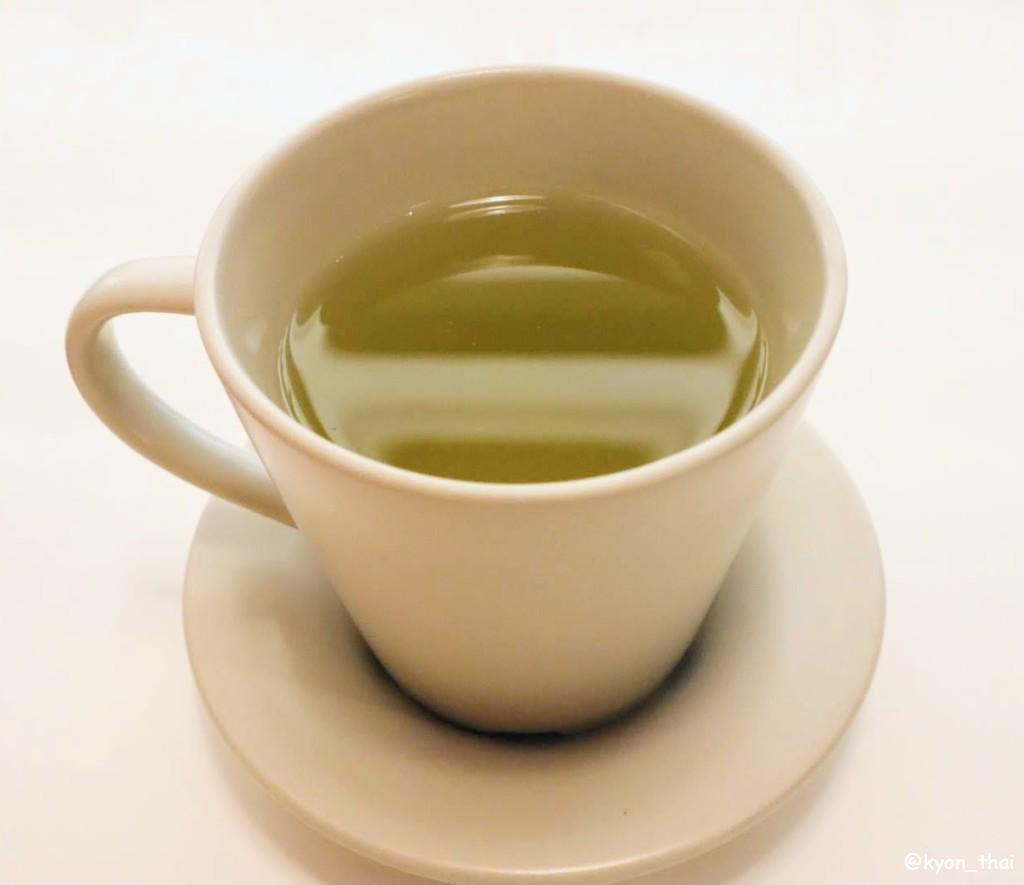 フェイスプラスバイヤマノ日本茶
