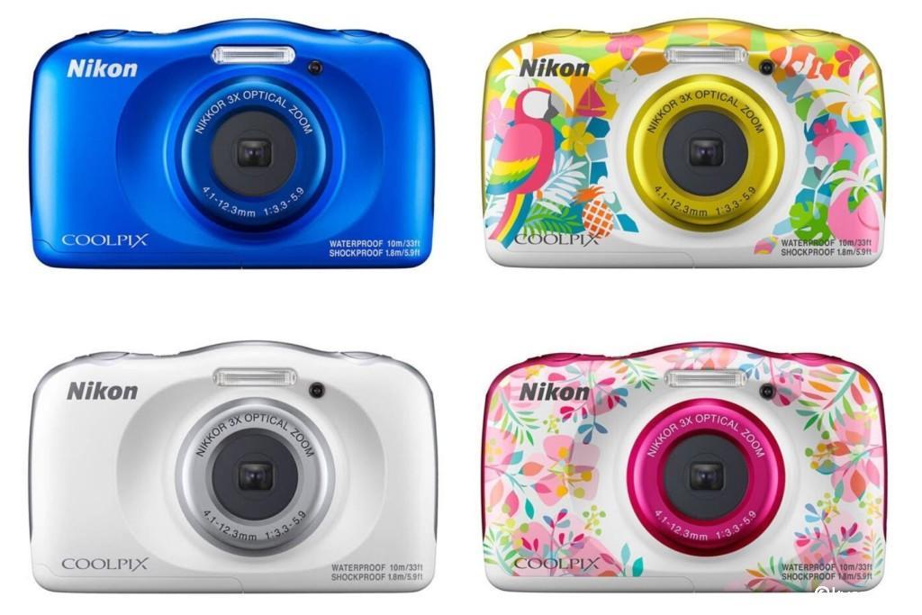 Nikon CoolPIX カラーバリエーション